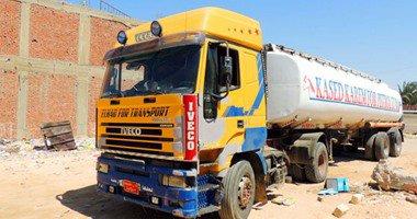 تموين شمال سيناء : استعدادات لضخ الوقود والغاز للشيخ زويد ورفح
