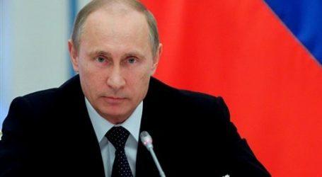 بوتين: الإرهابيون يعتزمون زعزعة استقرار مناطق غير سوريا