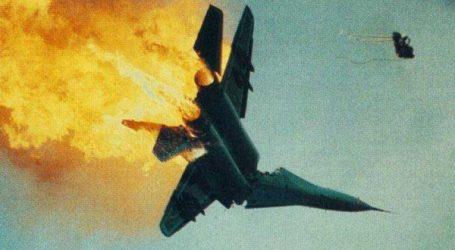 إسقاط طائرة حربية تحمل قيادات بـ«ميليشيات فجر ليبيا» غرب طرابلس