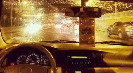 سقوط أمطار غزيرة على رأس البر