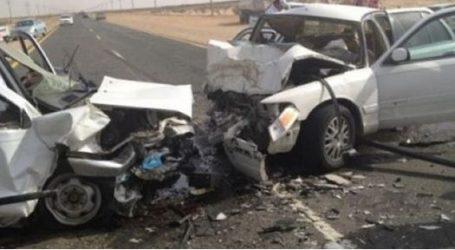 مصرع وإصابة 23 بينهم مجند في حوادث متفرقة بـ 5 محافظات