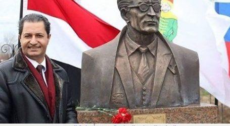 بوتين يمنح فنانا مصريا ميدالية بوشكين الروسية