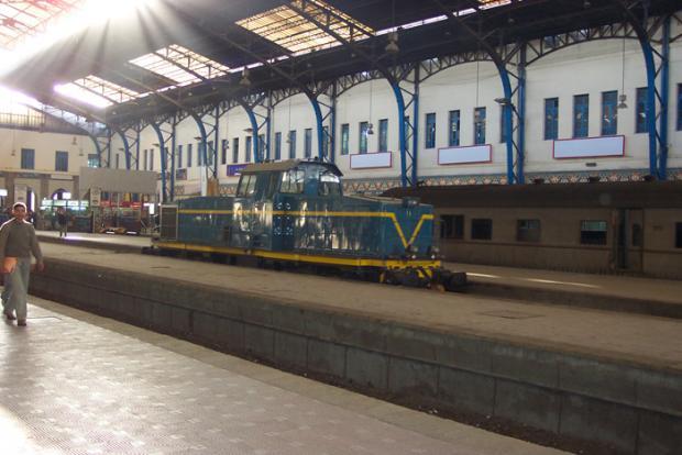 عودة قطارات الزقازيق بورسعيد بعد تأكد سلبية بلاغ قنبلة قطار 956