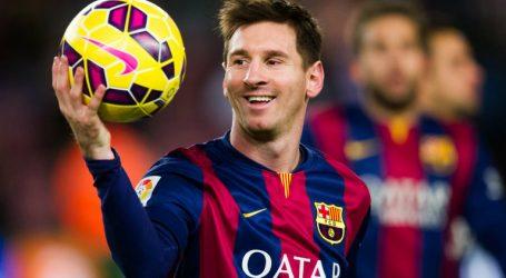 ميسى يفكر فى الرحيل عن برشلونة بسبب المؤامرة