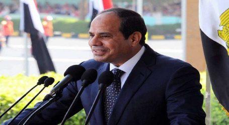 السيسي يهنيء الجالية المصرية بفرنسا بمناسبة حلول رأس السنة الهجرية
