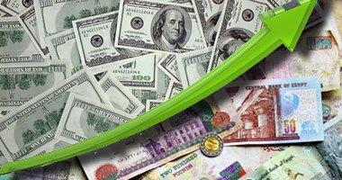 الدولار يسجل 803 قروش فى تعاملات الاثنين