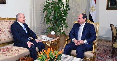 السيسى يستعرض مع وزير الإنتاج الحربى تلبية احتياجات الجيش من الأسلحة