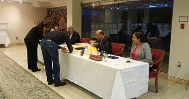 انطلاق عملية تصويت المصريين فى فرنسا بجولة الإعادة