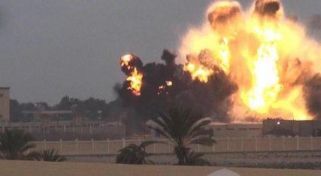 بالأسماء.. 11 ضحية جراء تفجير نادي الشرطة بالعريش