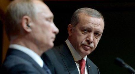 """""""بوتين"""" يرفض مقابلة """"أردوغان"""" في قمة باريس"""