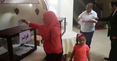 سفارة مصر بلندن تستقبل ناخبى المرحلة الثانية من انتخابات مجلس النواب