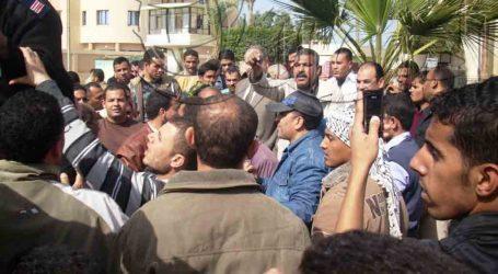 تظاهر أصحاب محلات حلوان أمام الوزراء للمطالبة بتقنين أوضاعهم