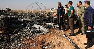 روسيا تشكو من عدم تلقى معلومات من بريطانيا بخصوص حادث الطائرة المنكوبة