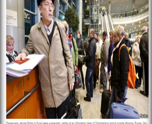 موقع ( فويس أوف أمريكا )  : روسيا .. تعليق الرحلات الجوية لمصر لعدة أشهر