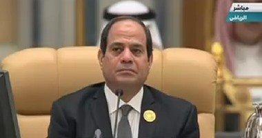 السيسى بالقمة العربية اللاتينية:تحقيق الأمن أولويات السياسة الخارجية لمصر