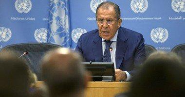 لافروف: تعليق قرار إعفاء الأتراك من تأشيرات دخول روسيا بدءًا من يناير