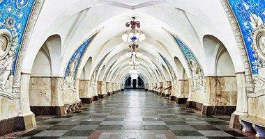 إغلاق محطة مترو بموسكو بعد بلاغ بوجود قنبلة