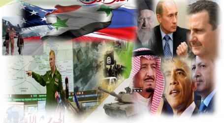 العمليات الروسية في سوريا –  تفاصيل واحصائيات