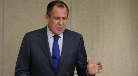 لافروف: أنقرة تتردد كثيرا في التعاون مع روسيا في مسألة منع حركة المسلحين