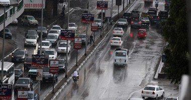 الأرصاد: انخفاض درجات الحرارة بدءًا من الثلاثاء وأمطار على القاهرة
