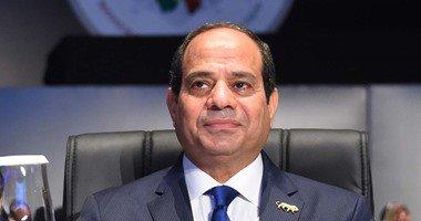 الرئيس السيسى يعود القاهرة قادماً من أثينا