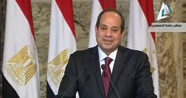 """الرئيس السيسى لـ""""فرنسا وروسيا"""": مصر معكم فى مواجهة الإرهاب الدولى"""