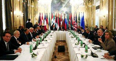 بدء اجتماع فيينا الدولى حول سوريا بمشاركة مصر