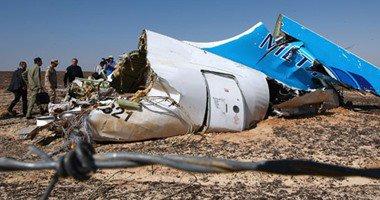مصادر رئاسية تنفى تورط بعض العاملين بالرئاسة فى حادث الطائرة الروسية