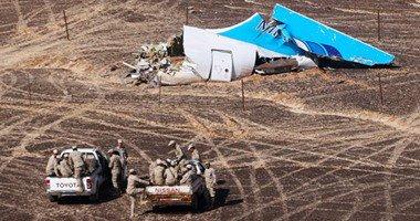 مصدر مسئول: بريطانيا لم تقدم لمصر أى معلومات حول سقوط الطائرة الروسية