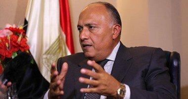 شكري: اتفاق المبادئ بشأن سد النهضة أسس لعلاقة استراتيجية بين مصر والسودان وإثيوبيا