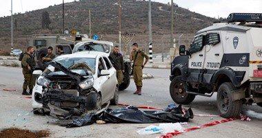 دهس طفل بسيارة عسكرية إسرائيلية فى رام الله