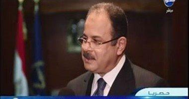 """وزير الداخلية لـ""""90 دقيقة"""": حريصون على توفير الحماية والأمن للمواطنين"""