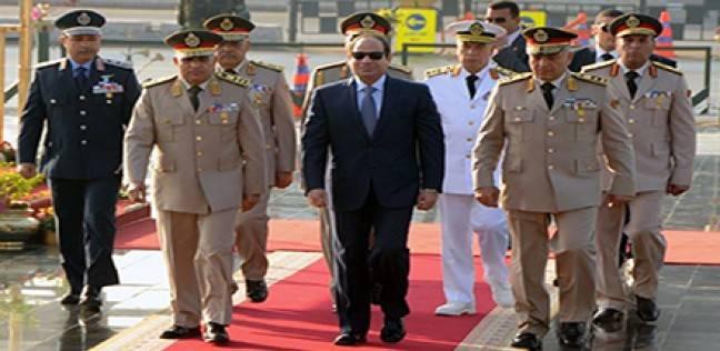 السيسي يترأس اجتماعا طارئا بالمجلس الأعلى للقوات المسلحة