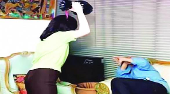 دراسة: نصف الرجال المتزوجين في مصر معرضون للضرب من زوجاتهم