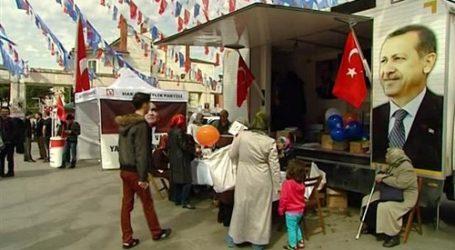 انتخابات تركية.. نتائج أولية تظهر فوز حزب أردوغان بـ53 %