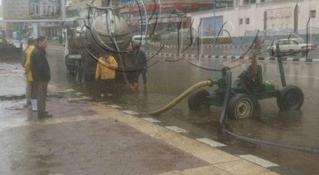 الأرصاد: طقس الجمعة غير مستقر مع استمرار سقوط الأمطار