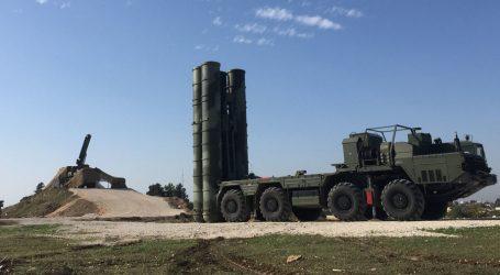 """بالفيديو.. تفعيل """"إس – 400"""" الروسية فى سوريا"""