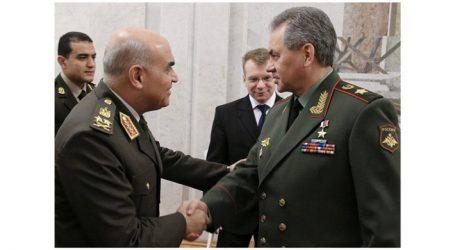 وزير الدفاع الروسي: مناورات عسكرية روسية مصرية لمكافحة الإرهاب