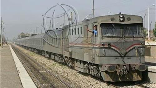 عودة حركة قطارات الإسكندرية-مطروح بعد توقفها ساعتين