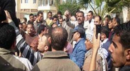 وقفة احتجاجية غدا لعمال شركة اختبارات القطن للمطالبة بزيادة رواتبهم