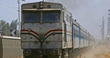 """وقف حركة القطارات بين """"القاهرة وأسوان"""" بسبب اشتباكات فى أسيوط"""