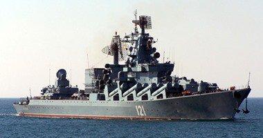 الجنرال سيرجى رودسكى : الطراد موسكو سيدمر الأهداف المحتمل أن تهددنا