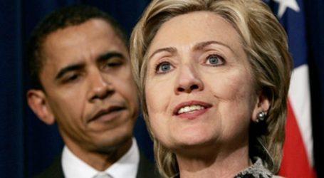هيلاري كلينتون تنافس أوباما على لقب شخصية العام في مجلة «التايم»