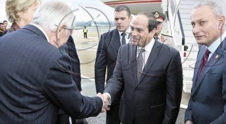 السيسي يغادر لندن عائدا إلى القاهرة