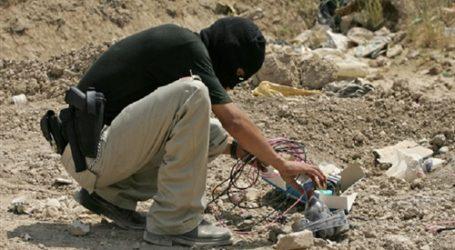 إحباط تفجير عبوة ناسفة بقرية الوفاق جنوب مدينة رفح