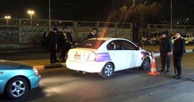 القبض على طالب اقتحم كمينا أمنيا وأصاب 8 شرطيين بمدينة نصر