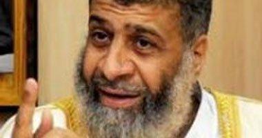 بالصور ..عاصم عبد الماجد يحرض الإخوان على قتل معارضيهم ويبيح دم مؤيدى الرئيس السيسي
