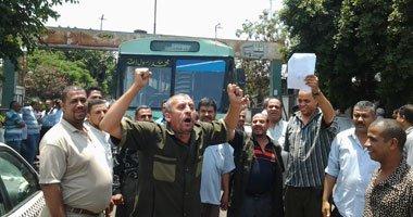 """السبت.. وقفة احتجاجية للعاملين بـ""""النقل العام"""" أمام نقابة الصحفيين"""