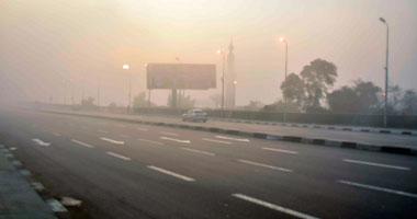 الداخلية تهيب بالمواطنين الالتزام بتعليمات المرور اثناء القيادة مع الشبورة