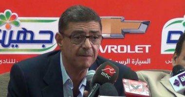 محمود طاهر يتقدم باستقالته لأعضاء مجلس الأهلى